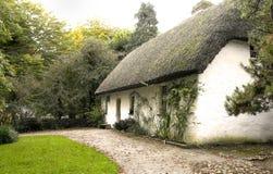 Irisches Häuschen Stockbild