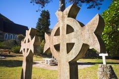 Irisches Kreuz Lizenzfreies Stockfoto