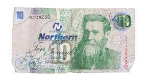 Irisches Pound Stockfotografie