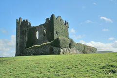 Irisches Schloss Stockbild