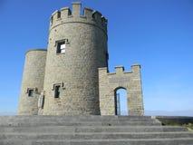 Irisches Schloss Stockfotografie