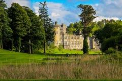Irisches Schloss Stockfotos