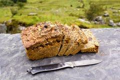 Irisches Soda-Brot lizenzfreie stockfotografie