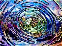 Iriserend Glas stock afbeeldingen