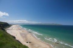 irish береговой линии Стоковое Изображение RF