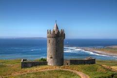 irish замока Стоковое фото RF