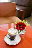 irish кофе Стоковое Изображение
