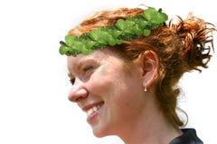 irish красотки Стоковое Изображение RF