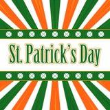 Irish background Stock Image