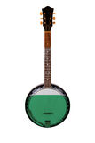 Irish Banjo Royalty Free Stock Images