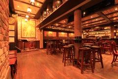 Irish Bar. On Oasis of the Seas Stock Image