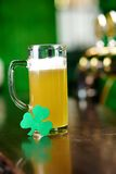 Irish beer Stock Photography