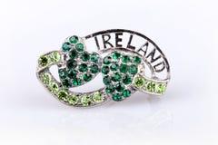 Irish brooch Stock Photos