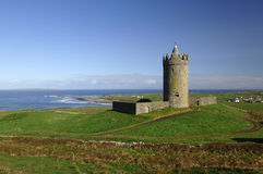 Irish Castle Royalty Free Stock Images