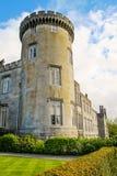 Irish Castle Stock Photo
