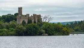 Irish castle ruin Royalty Free Stock Photography