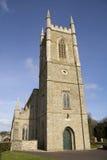 Irish cathedral Royalty Free Stock Photo