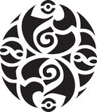 Irish Celtic design Stock Photography