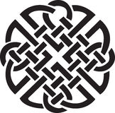 Irish Celtic design