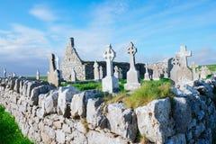 Irish Cemetery Stock Image