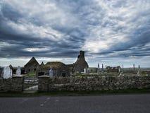 Irish Cemetery Royalty Free Stock Photos