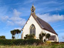 Irish Church. Catholic church at Kilmore Quay, Wexford, Ireland Stock Photo