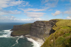 Irish Cliffs of Moher Stock Photos
