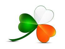 Irish clover Royalty Free Stock Images
