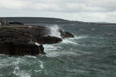 Irish coast Stock Image