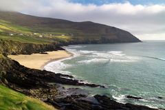 Irish coastline Royalty Free Stock Image