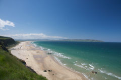 Irish coastline royalty free stock image