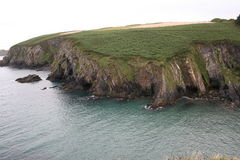 Irish coastline Stock Images