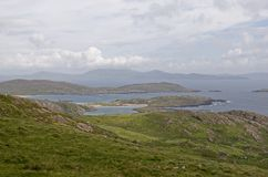 Irish coastline Royalty Free Stock Photo