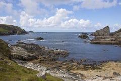 Irish Coastline Royalty Free Stock Photos