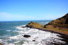 Irish coastline in Springtime Royalty Free Stock Photography