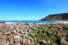 Irish coastline in Springtime Royalty Free Stock Images