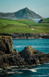 Irish Coastline Royalty Free Stock Images