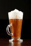 Irish coffee stock afbeelding