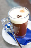 Irish coffee Royalty Free Stock Photos