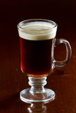Irish coffee Fotografie Stock