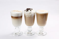 Irish coffee Fotografia Stock