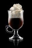 Irish coffee Immagini Stock Libere da Diritti