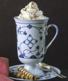 Irish coffee fotografia stock