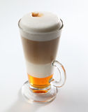 Irish coffee liquor Royalty Free Stock Photo