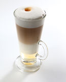 Irish coffee liquour Stock Photography