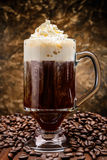 Irish coffee Stock Photography