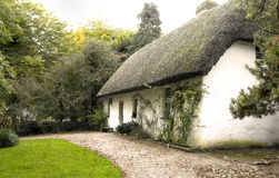 Irish cottage Stock Image
