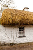 Old Irish cottage Royalty Free Stock Image
