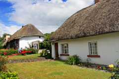 Irish cottage house Stock Photography