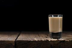 Irish Cream Liqueur Stock Image